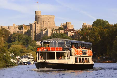 Windsor Cruise with cream tea GOLD
