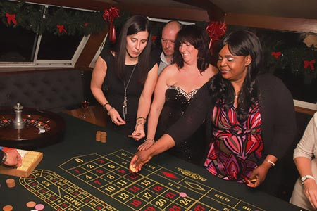 Themed events - Casino
