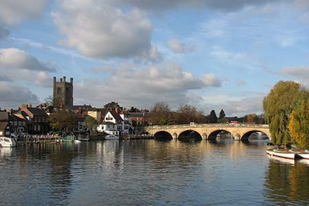 French Brothers Boats Maidenhead to Henley Service