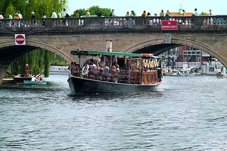 French Brothers Boats Maidenhead to Henley Service Image 2