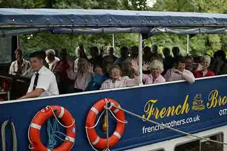 French Brothers Boats Maidenhead to Windsor Service