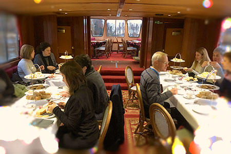French Brothers Boats Runnymede Luxury Tea Cruise Image 3