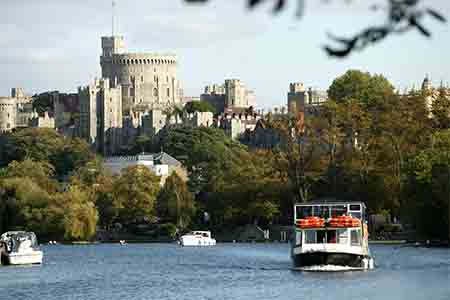 French Brothers Boats Windsor 2 1/2 hour Lunch Cruise