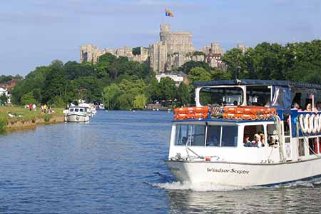 French Brothers Boat Trips Windsor Combined Bus Amp Boat
