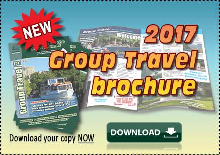 Download group travel brochure 2017