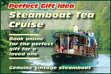French Brothers Steamboat Tea Cruise