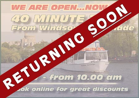 Windsor Boat Trips